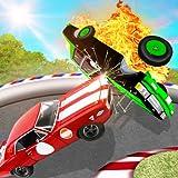 Xtreme Demolition Derby-Autounfall- und Smash-Stunt-Zerstörungssimulator: Ultimative Derby-Rennspiele 2020