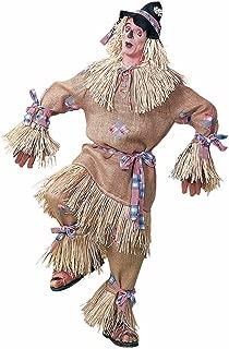 Men's Deluxe Scarecrow Costume
