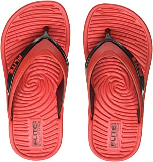 FLITE (Above 2 Years -Unisex Kid's Red/Black Flip-Flops-13 UK (31.5 EU) (FL0K51U_RDBK0013)
