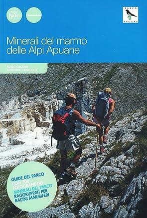 Minerali del marmo delle Alpi Apuane