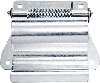 Lumax Suporte para pistola de graxa LX-1186 prata 16,5 x 18,1 x 5 cm. Suporte para pistola de graxa resistente, montagem e...
