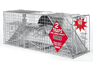 advantek outdoors live animal trap instructions