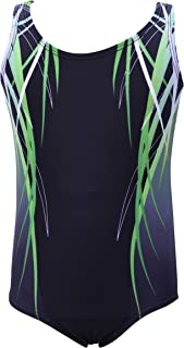 Gymnastics Leotards for Boy One-piece Dancing Tumbling Practice Athletic Leotards 2-13Years