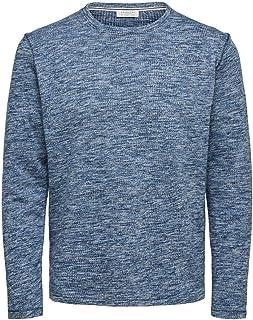 SELECTED HOMME Men's sweatshirt crew neck.