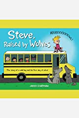 Steve, Raised by Wolves Audible Audiobook