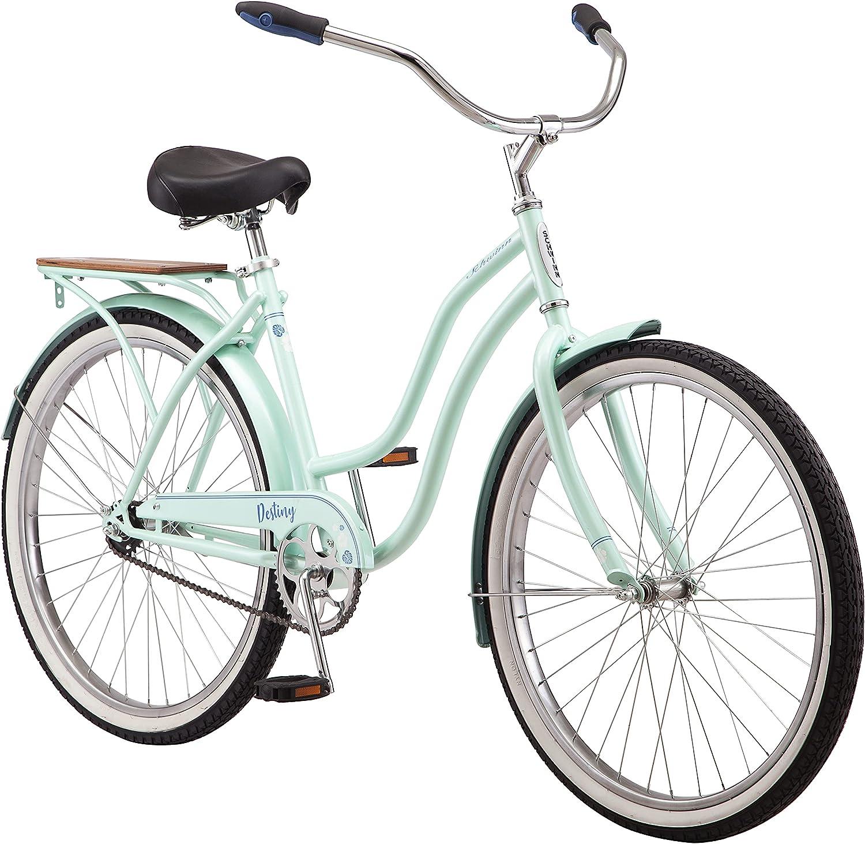 Schwinn Destiny Beach Cruiser bicycle for girls/women