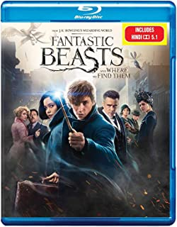 Fantastic Beasts and Where to Find Them | Blu-ray | Arabic Subtitle Included