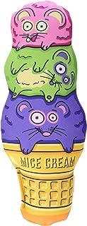Petmate Fat Cat Kitty Kickz Mice Cream Cone Cat Toy
