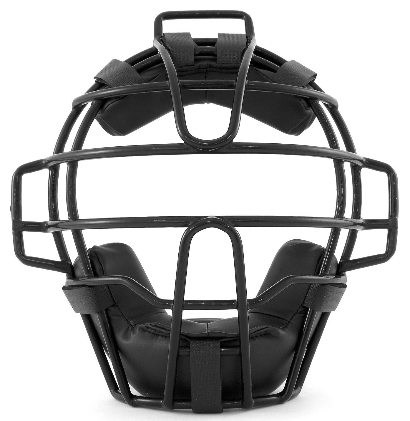 標高リングレットヶ月目サクライ貿易(SAKURAI) Promark(プロマーク) 野球 ソフトボール キャッチャー マスク 少年用 ブラック PM-100BK