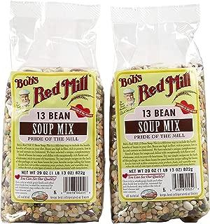 Bob's Red Mill 13 Bean Soup Mix - 29 oz - 2 pk