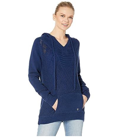 Prana Sugar Beach Sweater (Blue Anchor) Women