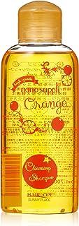 サニープレイス ハイグレードナノサプリシャンプー オレンジ 120ml
