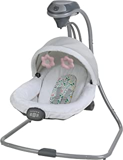 Graco Oasis with Soothe Surround Technology Baby Swing, Tasha