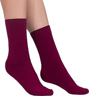 100% Cashmere Socks – Pure Cashmere Socks for Women