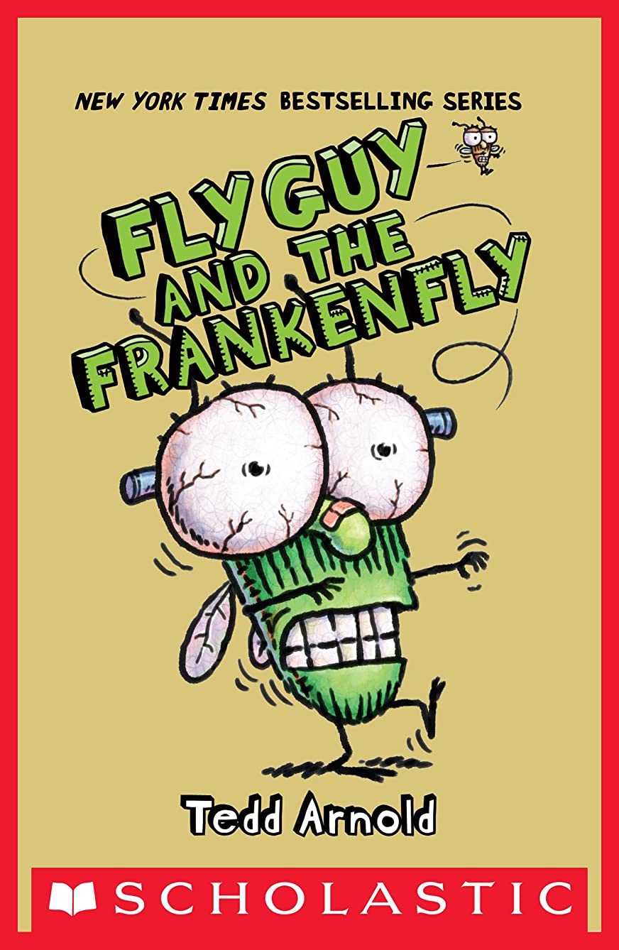人形吸収する履歴書Fly Guy and the Frankenfly (Fly Guy #13) (English Edition)