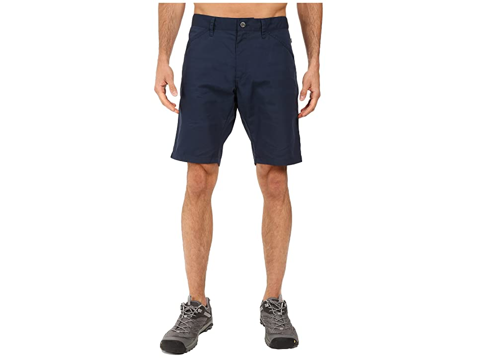 Fjallraven High Coast Shorts (Navy) Men
