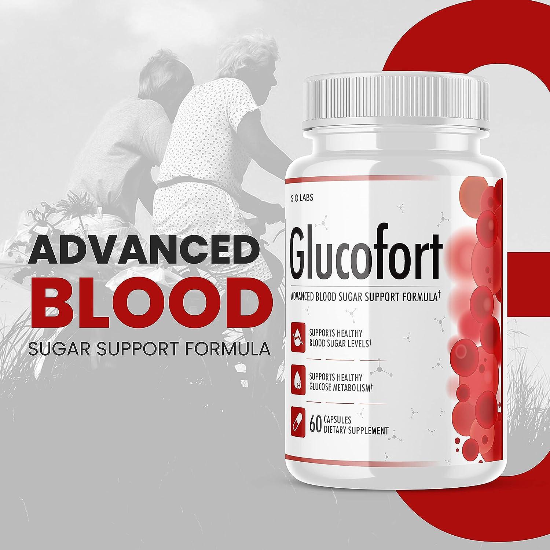 Buy Glucofort Insulin Natural Diabetes Support Glucofortal Blood Sugar para  Diabetes Polonia Adulis Izulina (5 Pack) Online in Hong Kong. B097NKBTZL