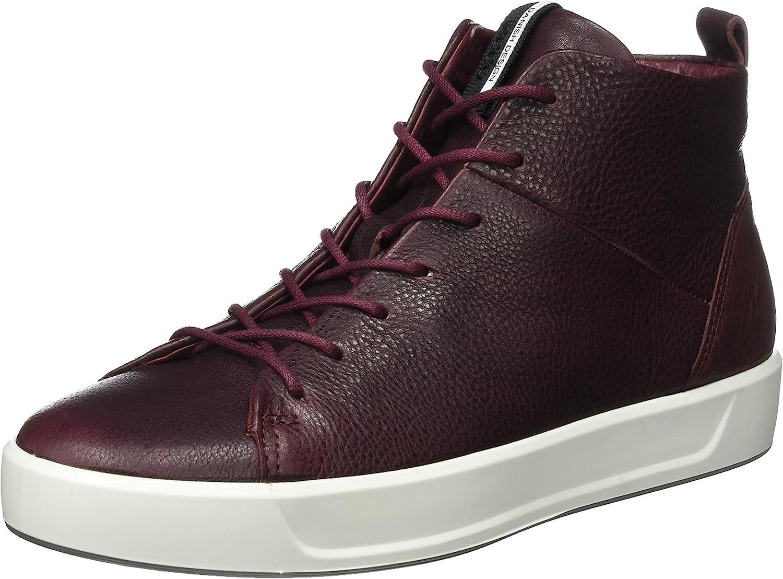 ECCO shoes Women's Soft 8 - High Top Fashion Sneakers