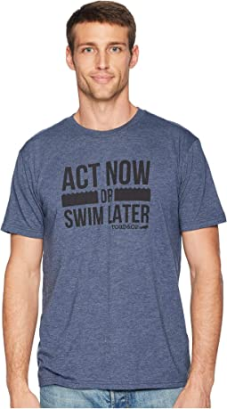 Act Now Short Sleeve Tee
