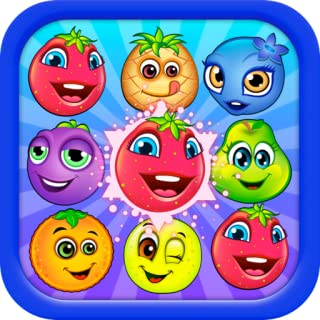 Frenzy Fruits - match 3 puzzle game: swap pop & blast!