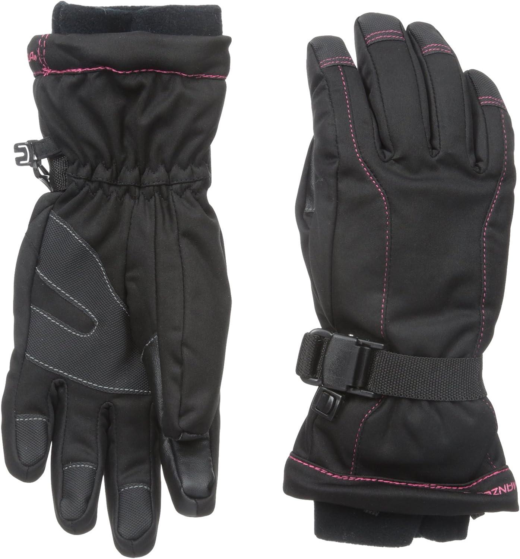 Manzella Women's Fahrenheit 5 Touch Tip Gloves