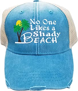 Best no one likes a shady beach hat Reviews