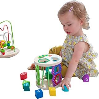 World of Eric Carle Roly Poly Shape Sorter