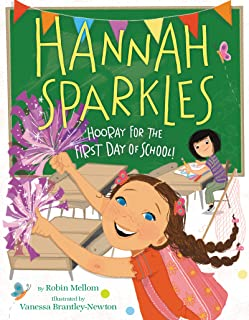 Hannah Sparkles: Hooray for the First Day of School!