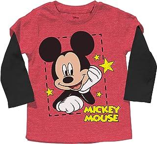 Disney boys Dotted Box T-Shirt