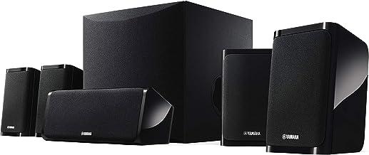 Yamaha nsp41 - set di altoparlanti homecinema 5.1, colore: nero NS-P41-BK
