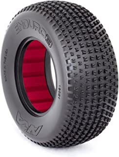 AKA Racing 13021WR Short Course Enduro 3 Wide Ultra Soft w/Red Insert