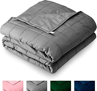 Bare Home Weighted Blanket for Kids 10lb (40
