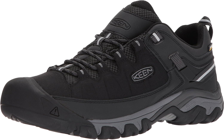 KEEN Men's Targhee Exp Wp Low Rise Hiking shoes