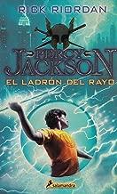 Percy Jackson 5-Book Spanish Set
