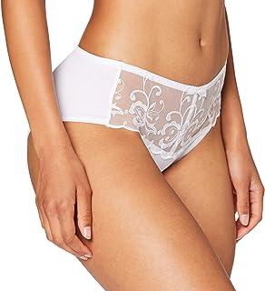 Playtex Essential Elegance Broderie Culotte Midi Ropa Interior para Mujer