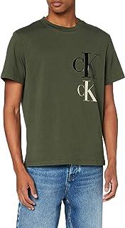 Calvin Klein CK Eco Fashion SS Tee Camicia Uomo