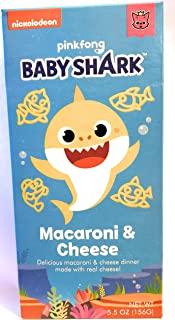 Baby Shark Macaroni and Cheese