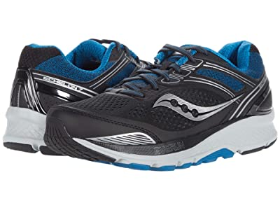 Saucony Echelon 7 (Black/Blue) Men