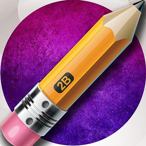 Colagem da foto do lápis