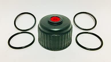 VP Racing Fuels 3042 Jug Cap w/4 Heintz Replacement Viton O-Ring for VP Racing Fuels Jug Caps