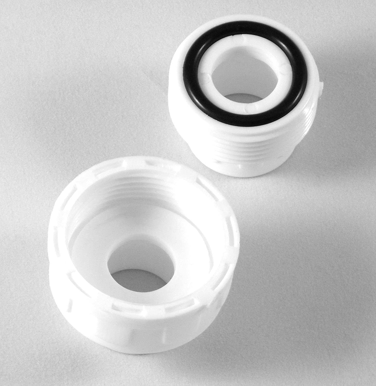 1 x 20mm Endkappe PP-R Rohr 20 mm Verbinder Winkel Kniest/ück Muffe T-St/ück Fitting Fittings PPR