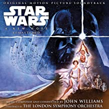 Star Wars 'A New Hope' Original Motion Picture Soundtrack [VINYL]
