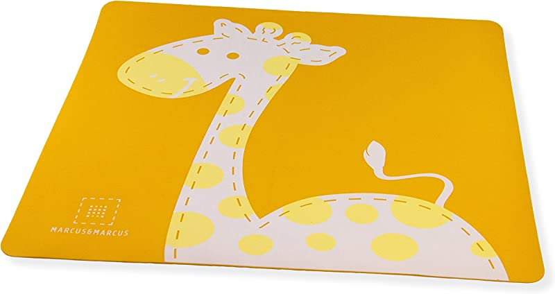 Silicone Baby Placemat Infant Eating Mat And Playmat For Self Feeding Perfect For Toddlers And Babies Nonslip BPA Free Yellow