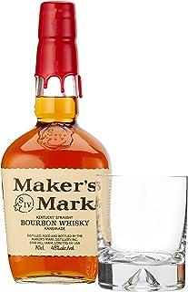 "Maker""s Mark Kentucky Straight Bourbon Whisky 1 x 0.7 l"