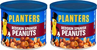 Planters Peanuts, Spanish Rdskn w/ Sea Salt, 12.5 oz, 2 pk