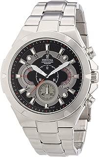 Festina Chrono Sport F6815/1 Men's watch Design Highlight