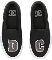 DC Kids - Trase Slip-On SE (Little Kid/Big Kid)