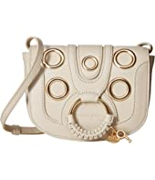 See by Chloe - Mini Studded Hana Leather Crossbody