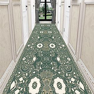 Tapis de Passage Antidérapant pour Couloir, Vintage Long Lavable Coureurs de Tapis pour Cuisine Escalier Salon Travée, Peu...