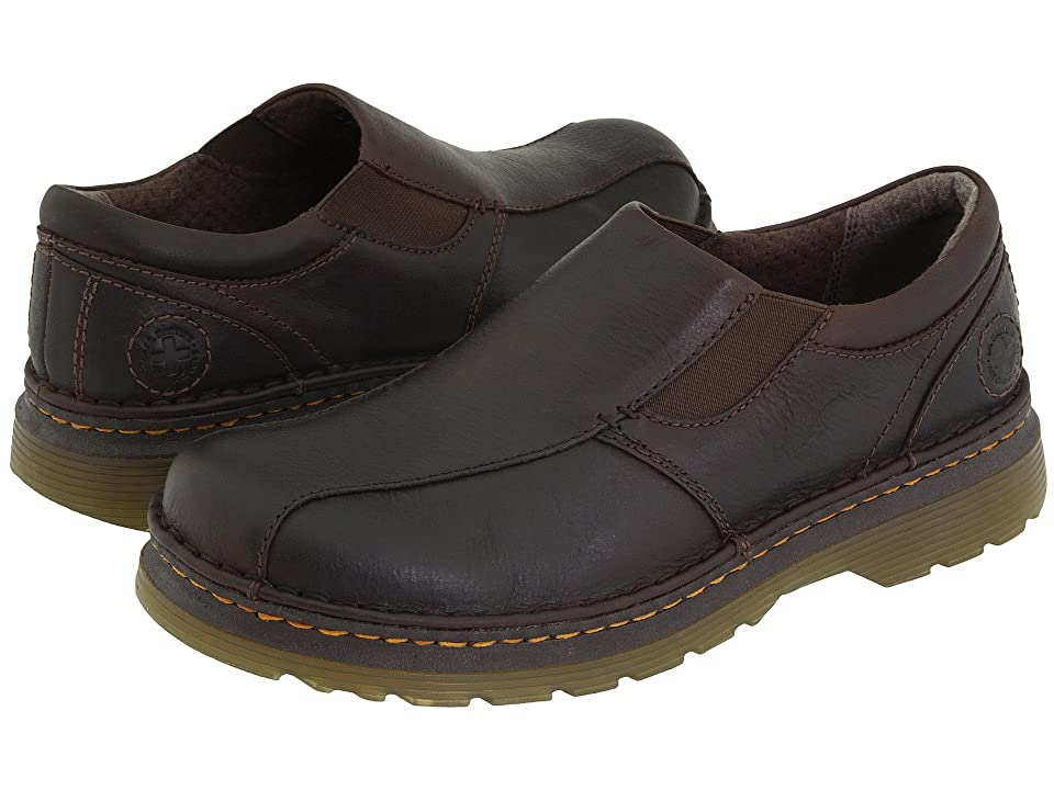 Dr. Martens Tevin (Dark Brown Overdrive) Men